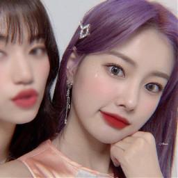 강혜원 혜원 보정 노이즈 edit edits prettygirl girl pretty kpop korea izoneedit izonehyewon hyewon hyewonizone kanghyewon