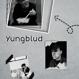 yungblud yungbludedits yungbludfanart freetoedit