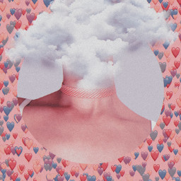 aesthetic cuello fon freetoedit fondo nubes nube cloud replay fotoedit realpeople wattpadcover dream heart hearts wallpaper pink tumblr beautiful