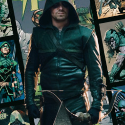 freetoedit cwarrow oliverqueen greenarrow cwposter postercomic green dccomics