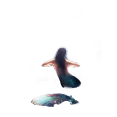 mermaid freetoedit