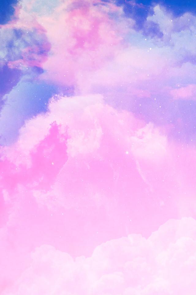 Ame este color 😍  #background #backgrounds #sky #clouds #myedit #madewithpicsart #araceliss#freetoedit #pink #cloudbackgrounds #madebyme