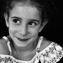 child girl bw bnw blackandwhite portrait portraitphotography bwphotography bnwphotography blackandwhitephotography littlegirl freetoedit