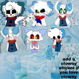 freetoedit roblox piggy piggyalpha robloxpiggy clowny