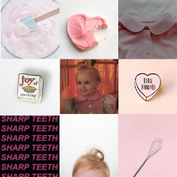 baby aesthetic lightpink cooking sunny sunnybaudelaire aseriesofunfortunateevents collage