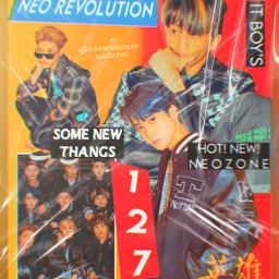 nct neozone neoculturetechnology nctzen marklee jaehyun taeyong magazine kickit
