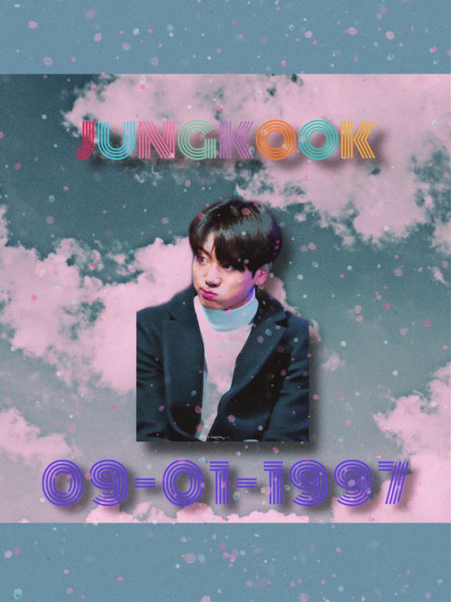 Happy Birthday Jungkook !!   생일 축하 !!   \(^ㅅ^)/        #jungkookday #jungkook #jeonjungkook #jjk #bts #bangtanboys #방탄소년단 #happybirthday #생일축하 #birthday #bangtansonyeondan #lovely #kookie #kookiebts #kook