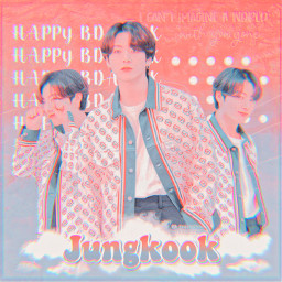 jungkook bts btsjk btsjungkook jungkookbts btskookie happyjungkookday happybirthdayjungkook edit blue white red aesthetic kpip just kpip