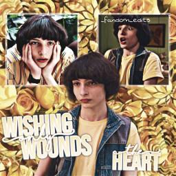 mikewheeler strangerthings yellow shapeedit mike wheeler strangerthings3