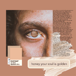 freetoedit girl eyes beige aesthetic art cute love face beautiful collage vintage replay remixed