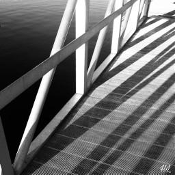 freetoedit blackandwhite bridge