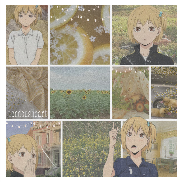 #anime #art #line #lines #borders #yellow #lights #yellowart #yachi #yachiedit #yachiyellow #yachiart #weeb #haikyu #yellowhaikyu #yachihaikyu #yellowbackground #aesthetic #aestheticart #aestheticbackground #aestheticwallpaper #cottagecore #light #lightyellow #pretty...credits to anyone who made these stickers or photots😼👍! omg tyysmmm! for 140+!! SUPRISE COMING TONIGHT!! we have worked hard on this collab espically since we would consistantly have to send and text!! but its coming☺️ eek!...if YOU have any requests please dm me or comment!!