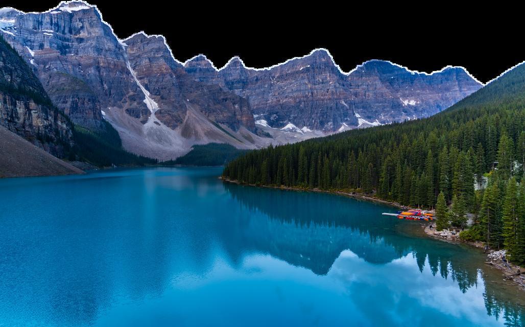 #mountains #lake #freetoedit