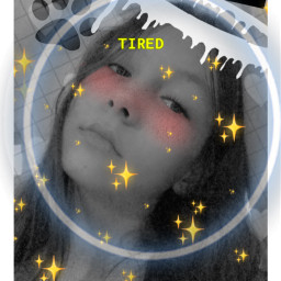 therealme black blue yellow dogpaw heart ily freetoedit