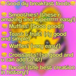 tips nutellatips breakfeast breakfastfood gooddiybreakfastfoods smoothies nutella muffins toastandfruit waffles croissants bacon pancakes tiger memoji aesthetic vsco pinterest periodt