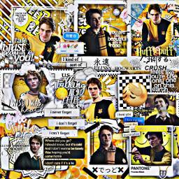 cedricdiggory edit myeditgivecredit notfreetoedit grungeaesthetic yellow aesthetic yellowaesthetic freetoedit