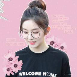 irene redvelvet redvelvetirene kpop kpopidol baejoohyun ireneredvelvet aesthetic pastel freetoedit