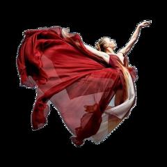 sticker balletdancer freetoedit