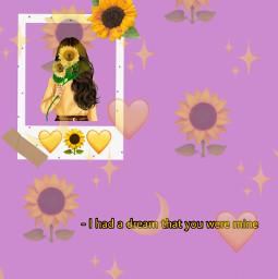 sunshine sunflower yellowaesthetic yellowflower asthetics freetoedit
