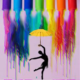 freetoedit srcyellowumbrella yellowumbrella