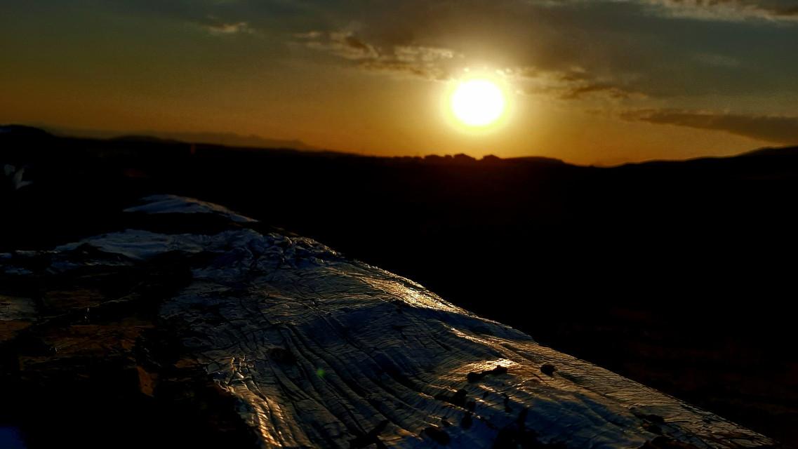 #sunset #photography #mobilephotography #sky #tehran