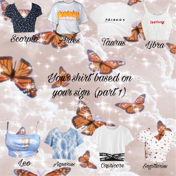 zodiacs shirts freetoedit