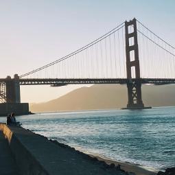 freetoedit goldengatebridge sanfancisco scenic