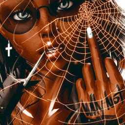 shapemask mask magic girl lines exposure dobleexposure hdr art artistic