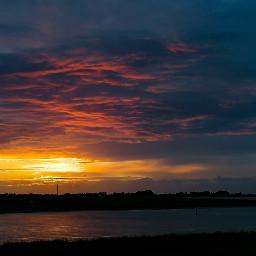 freetoedit nature naturephotography sunsetphotography eveningsky
