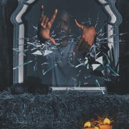 freetoedit picsart remixed remixit myedit photoedit photomanipulation digitalart digitaledit madewithpicsart editedbyme editedwithpicsart surrealism magic fantasy stayinspired picsarteffects unsplash pexels shutterstock pastickers mirror guy glass candles ircinthemirror inthemirror