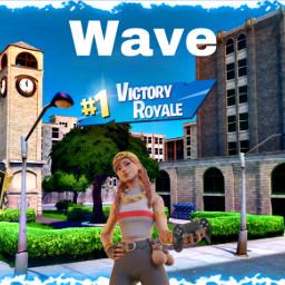 wave fortnite gamer edit editer fortnitegamer ree yeet games roblox mincraft fn freetoedit