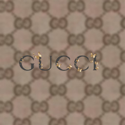 gucci background butterfly makemefamous balenciaga playboy prada chanel versace baddie guccibackground freetoedit