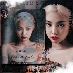 jennie blackpink kimjennie kpop kpopreplay 제니 블랙핑크 freetoedit