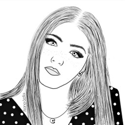 freetoedit charlidamelio mydrawing outlineart outlines