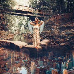 photomanipulation surreal editedstepbystep blending doubleexposure madewithpicsart freetoedit unsplash