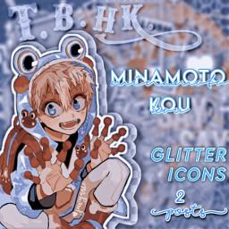 aesthetic edit anime jibakushounenhanakokun cover