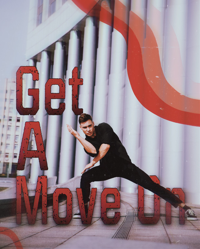 #move #dance #people #interesting #art #photography #summer #text #red #line #motionblur