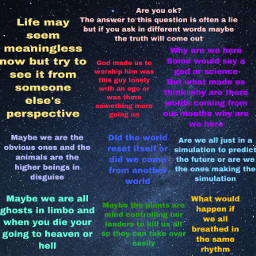 random interesting life meaning why showerthoughts help weird freetoedit