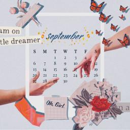 reachout hands september calendar bulletjournalvibes journalvibes srcseptembercalendar septembercalendar