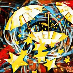 freetoedit myedit fantasy ombrello magiceffects srcyellowumbrella