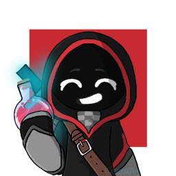 badboyhalo dreamteam fanart minecraft freetoedit