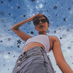 picsart heypicsart aesthetic galaxy sketcheffect girl vynl vin3 sketch1 aestheticedit drawing sketch freetoedit