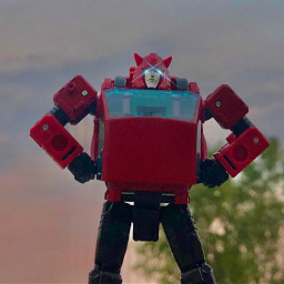 transformers photography toys