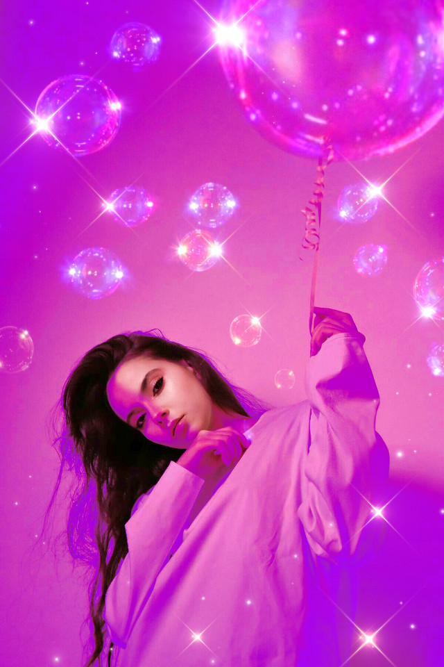 Text with u... (: [Are u afraid to fall in love?] [I'm afraid off being the only one who falls...] •  #pink #papicks #picsart #aesthetic #bubbles #bubble #cute #glitter #sparkle #aestheticreplay #replay #girly #girl #girls