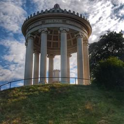 freetoedit architecture travel photography munich hdr englischergarten