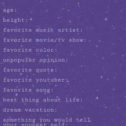 picsart aesthetic gettoknowme questionandanswer galaxy text papicks makeawesome aesthetics qanda sparkle aestheticedittext vynl replay freetoedit