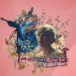 taylorswift taylor swift folklore mirrorball freetoedit