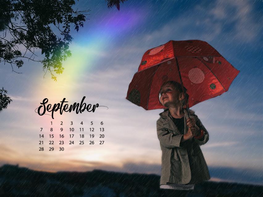 #mastershoutout @evadresse  #ftestickers #mask #prisma #rain #calendar #september #madewithpicsart #picsarteffects #umbrella #girl #freetoedit