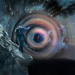 mastershoutout surreal universe space mountain adventure madewithpicsart heypicsart picsart freetoedit
