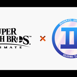 inanimateinsanity blue supersmashbros supersmashbrosultimate black white orange smashultimate meme template memetemplate logo title logos titles freetoedit